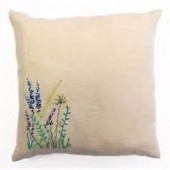 TB116 DMC Printed Embroidery Kit - Wild Flowers