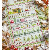 Cross Stitcher Project Pack - Midwinter Magic XST339