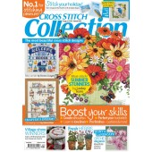 Cross Stitch Collection Magazine Issue 252 August 2015