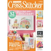 Cross Stitcher Magazine Issue 295 - August  2015