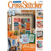 Cross Stitcher Magazine Issue 300 - January 2016