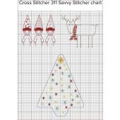 Savvy Stitcher Chart