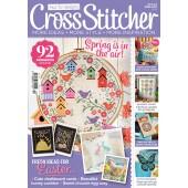 Cross Stitcher Magazine Issue 316 - April  2017
