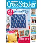 Cross Stitcher Magazine Issue 321 - August  2017