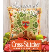 Cross Stitcher Project Pack - Season of Plenty Issue 322