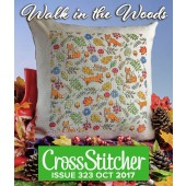 Cross Stitcher Project Pack - Walk In The Woods 323