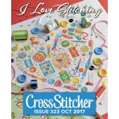 Cross Stitcher Project Pack - Stitcher's Heart 323