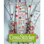 Cross Stitcher Project Pack - Christmas is Coming 324