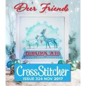 Cross Stitcher Project Pack - Deer Friends 324