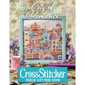 Cross Stitcher Project Pack - City of Romance 327