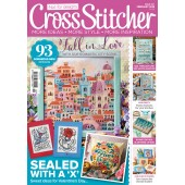 Cross Stitcher Magazine Issue 327 - February 2018
