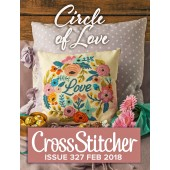 Cross Stitcher Project pack - Circle of Love 327