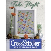 Cross Stitcher Project Pack - Take Flight - Issue 328