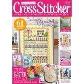 Cross Stitcher Magazine Issue 329 - April  2018
