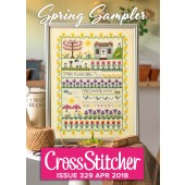 Cross Stitcher Project Pack - Spring Sampler XST329