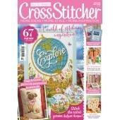 Cross Stitcher Magazine Issue 330 - May  2018