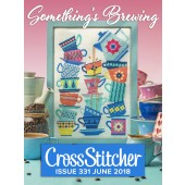 Cross Stitcher Project Pack - Something's Brewing XST331