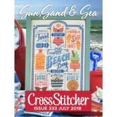 Cross Stitcher Project Pack - Sun, Sand & Sea