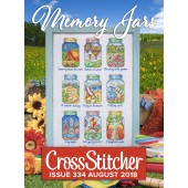 Cross Stitcher Project Pack - Memory Jars
