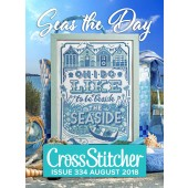 Cross Stitcher Project Pack - Seas The Day