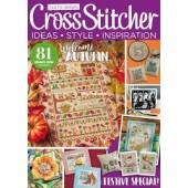 Cross Stitcher Magazine Issue 336 - October 2018