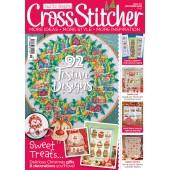 Cross Stitcher Magazine issue 337 - November 2018