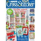 Cross Stitcher Magazine issue 338 - December 2018