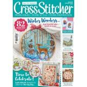 Cross Stitcher Magazine issue 339 - January 2019