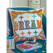 Cross Stitcher Project Pack - Dream Cushion XST340