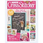 Cross Stitcher Magazine issue 341 - March 2019