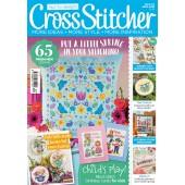 Cross Stitcher Magazine issue 342 - April 2019