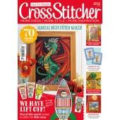 Cross Stitcher Magazine issue 343 - May 2019