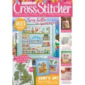 Cross Stitcher Magazine issue 345 - Summer 2019