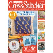 Cross Stitcher Magazine issue 348 - September 2019