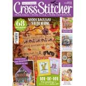 Cross Stitcher Magazine issue 349 - October 2019