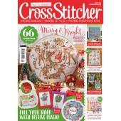 Cross Stitcher Magazine issue 351 - December 2019