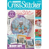 Cross Stitcher Magazine issue 352 - January 2020