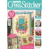 Cross Stitcher Magazine issue 358 Summer 2020