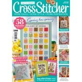 Cross Stitcher Magazine issue 368 April 2021