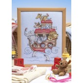 Cross Stitcher Project Pack - All Aboard - XST370