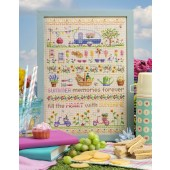 Cross Stitcher Project Pack - Sweet Summertime - XST370