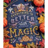 Cross Stitcher Project Pack - Midnight Magic - XST375