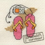 Mouseloft Flip Flops - 004-A04stl