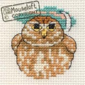 Mouseloft Little Owl - 004-E04stl