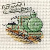Mouseloft Steam Train - 004-E08stl