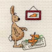 Mouseloft Rabbit Counting Carrots - 004-F07stl