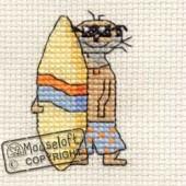 Mouseloft Surfing Meerkat - 004-F08stl