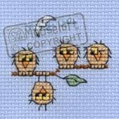 Mouseloft Individu-Owl - 004-H03stl