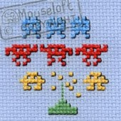 Mouseloft Space Invaders - 004-J03stl