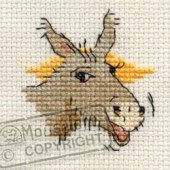 Mouseloft Braying Donkey - 004-J05stl